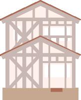 高島の木の家の施工
