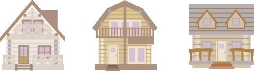 高島の木の家