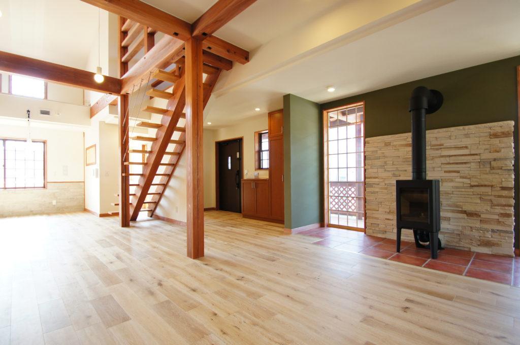 「高島の木の家」認定 第3号 画像4