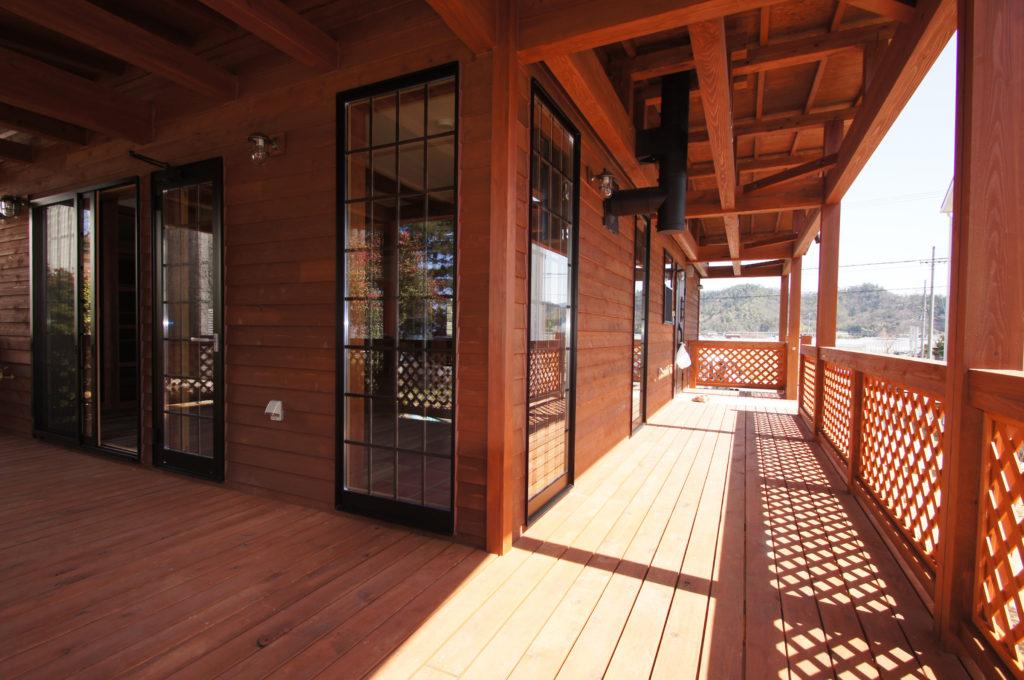「高島の木の家」認定 第3号 画像2