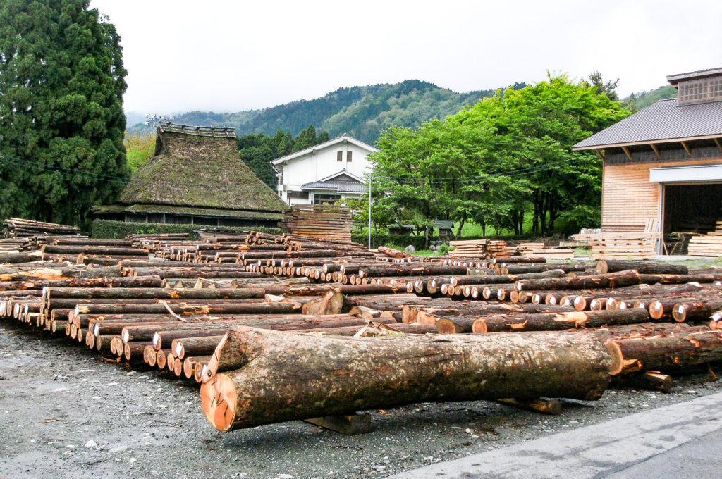 高島木の家