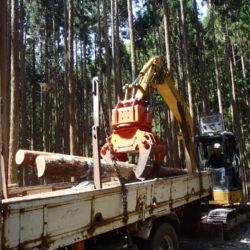 高島市森林組合7